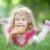 Young child enjoying an ice cream